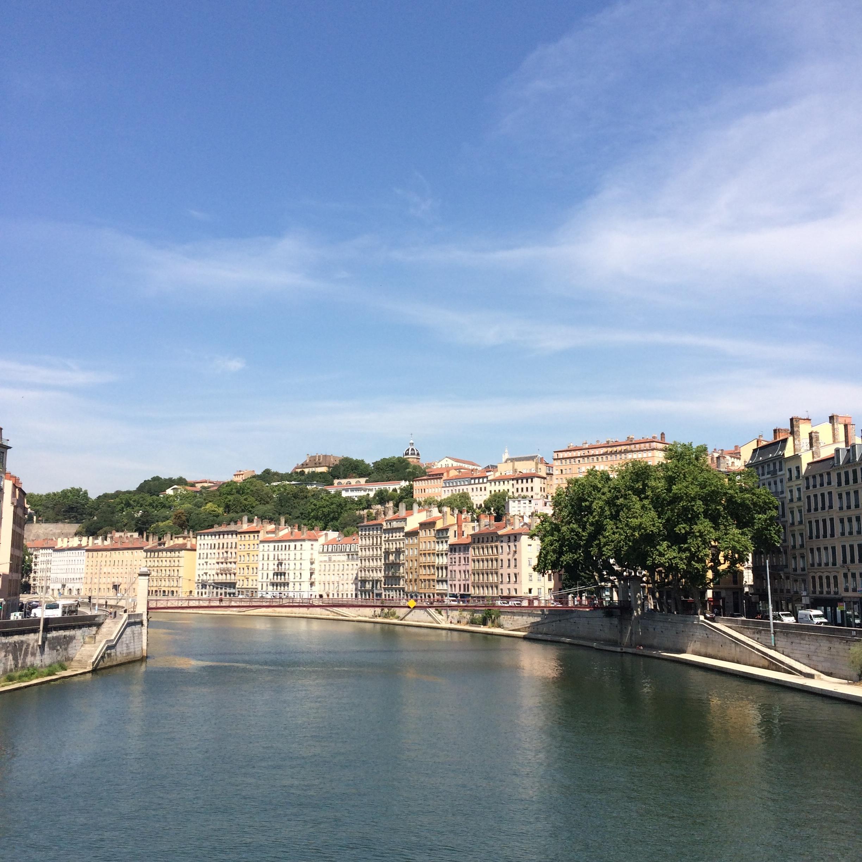 Séjour express à Lyon