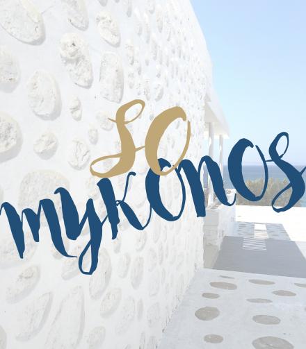 So Mykonos Look