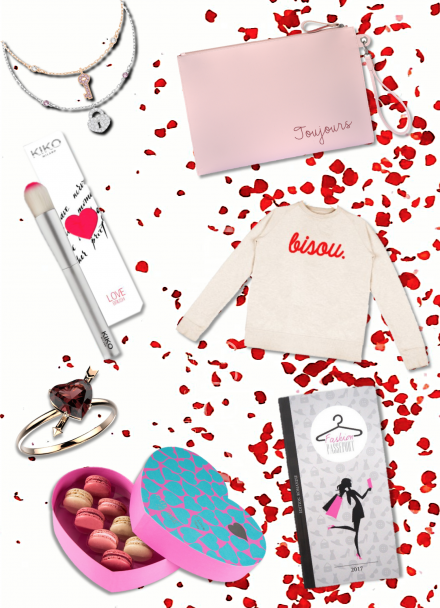 7 idées cadeaux pour la St-Valentin