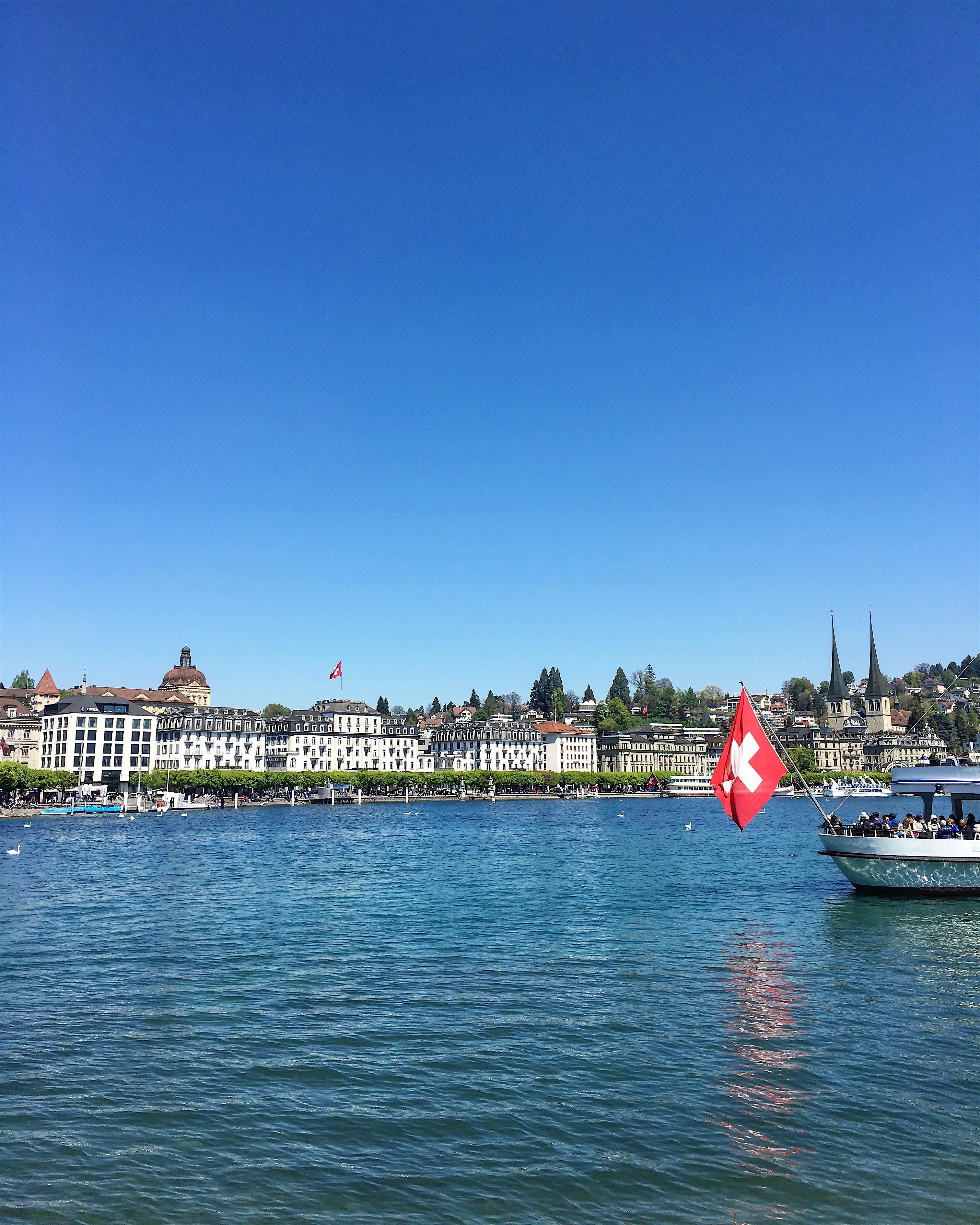 A la conquête de Lucerne