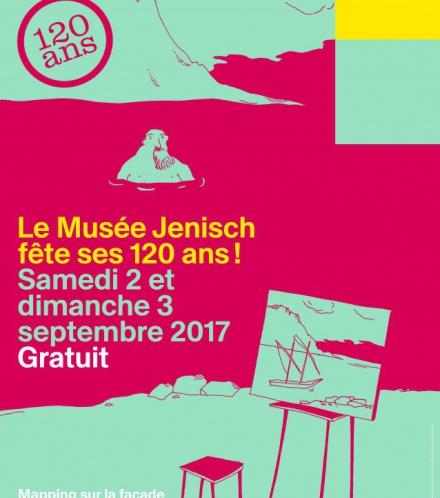 120 ans du Musée Jenisch à Vevey