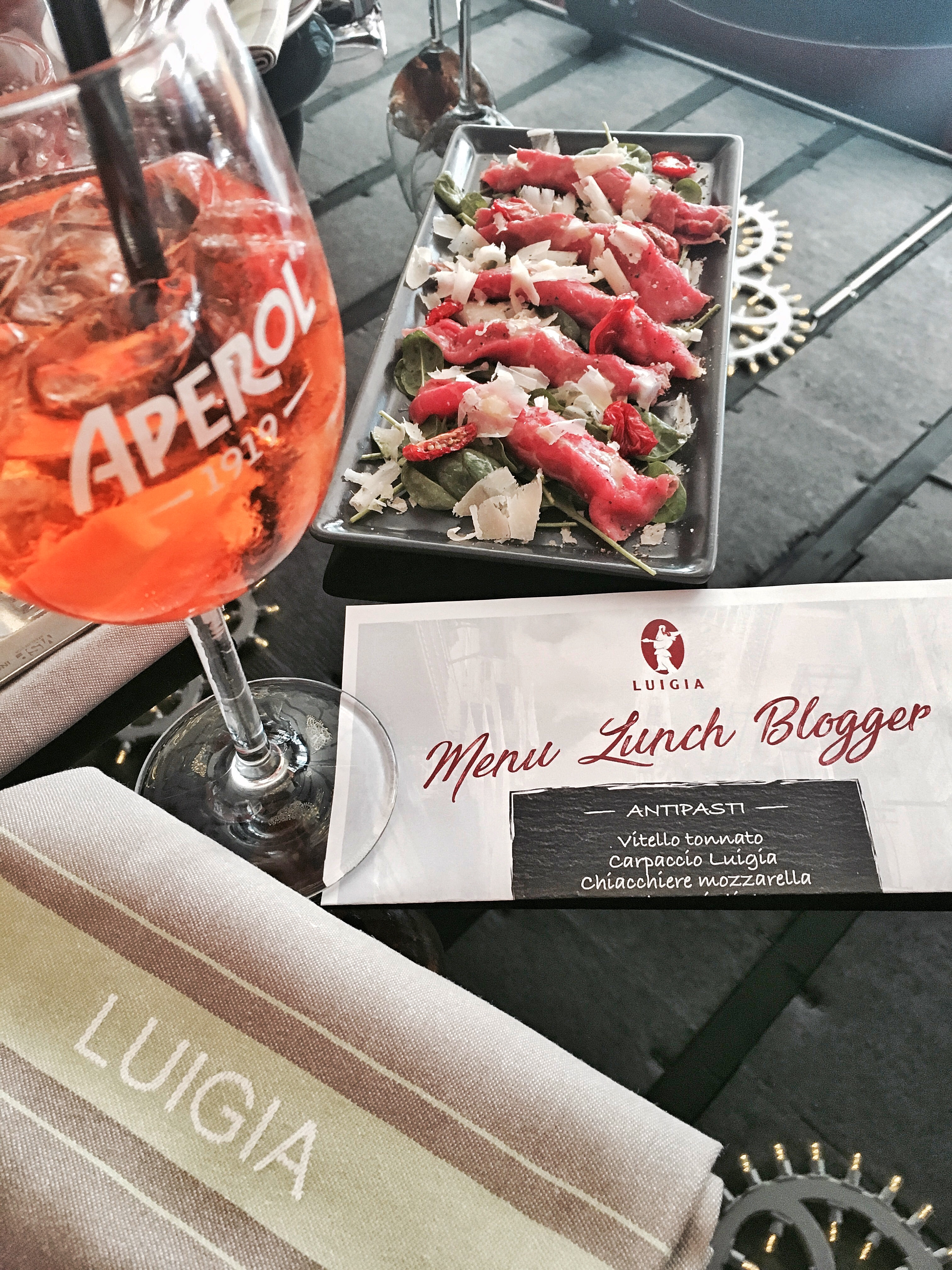 Restaurant la Luigia