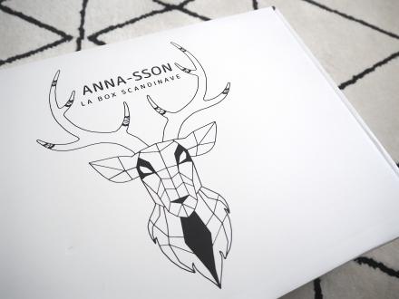 La box scandinave ANNA-SSON