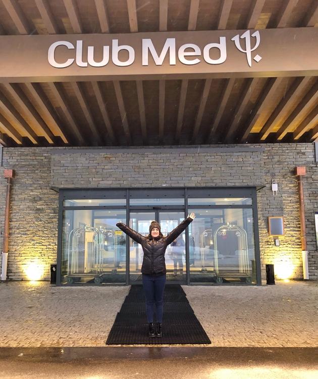 Club Med Grand Massif Samoëns Morillon