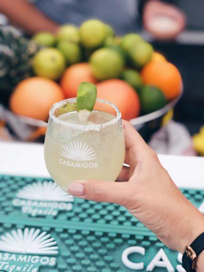 3 cocktails à la tequila Casamigos