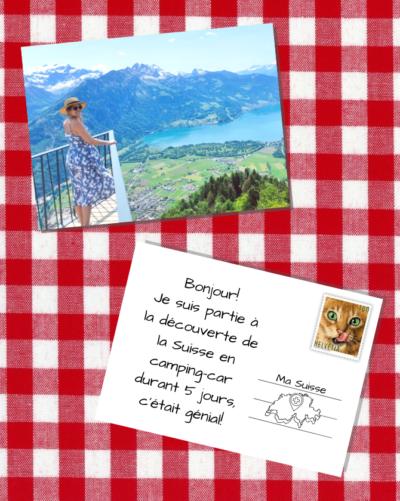 Tour de Suisse en 5 jours
