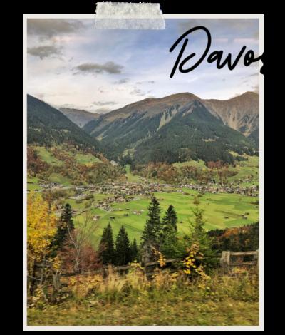 Escapade à Davos
