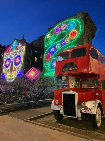 Geneva Lux, le festival de lumières