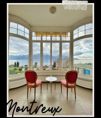 Séjour cocooning à Montreux
