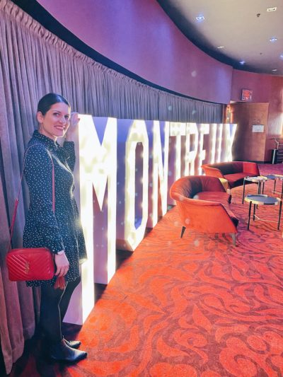 Dancing Story, Casino Barrière de Montreux