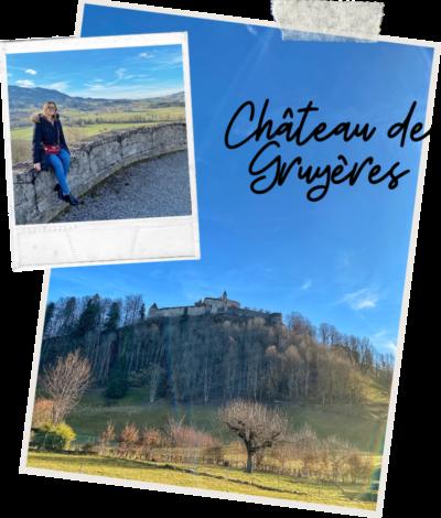 A la conquête du Château de Gruyères